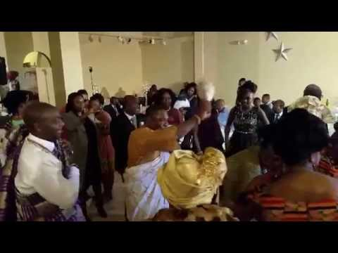 Traditional dance of west Africa