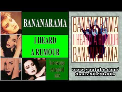 Bananarama – I Heard a Rumour Lyrics   Genius Lyrics