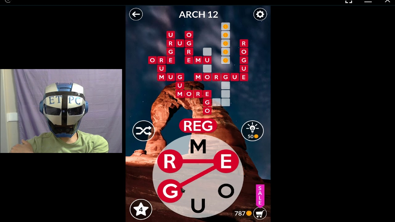 Wordscapes Arch 12 Answers Masaya Ang Mga Salita Youtube