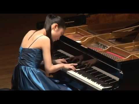 Tiffany Poon - Liszt - Hungarian Rhapsody No 2 in C Sharp Minor