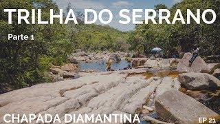 SERRANO P. 01   CALDEIRÕES, SALÃO DE AREIA E POÇO HALLEY   CHAPADA DIAMANTINA   COMO CHEGAR 21