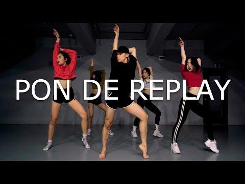 Rihanna - Pon De Replay (Ed Marquis Remix)   DOHOON Choreography   Prepix Dance Studio