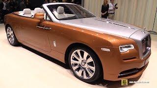 2016 Rolls Royce Dawn - Exterior and Interior Walkaround - 2016 Geneva Motor Show