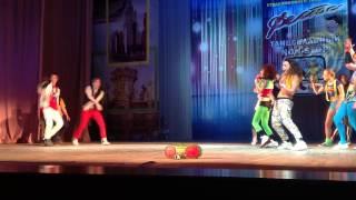 Танцевальный коллектив Free Dance -