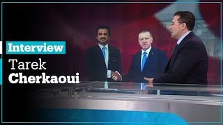 Cover images Turkey-Qatar Relations: Tarek Cherkaoui, TRT World Research Centre