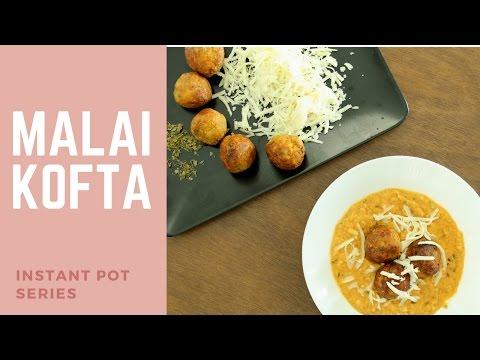 Instantpot gravy for roti - Malai kofta version 1.0