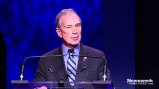 Mayor Michael Bloomberg: The Women in My World
