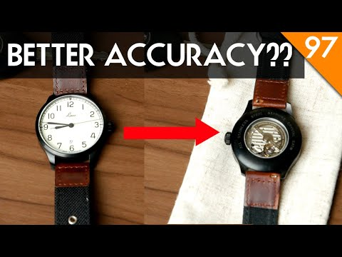 Improve Your Watch Accuracy By Resting It In A Different Position - How To Do It.
