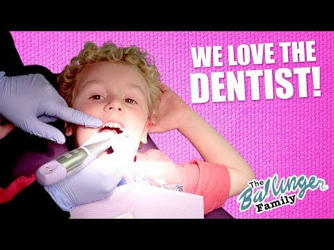 Kids Go To The Dentist! Will They Need Braces???