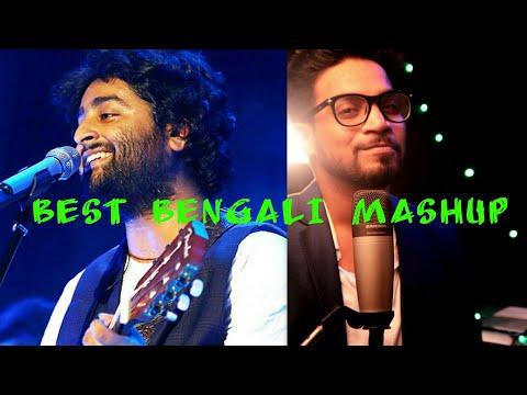 ARIJIT SINGH BEST BENGALI SONGS MASHUP | ARNAB | 9 SOUND STUDIOS