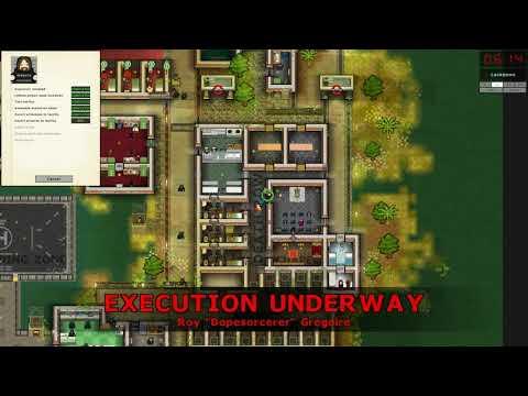 Prison Architect: Execution time |