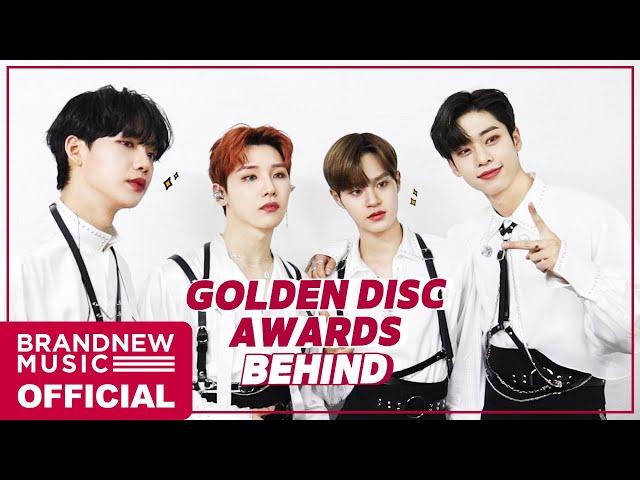 [예삐소드] AB6IX (에이비식스) GOLDEN DISC AWARDS BEHIND