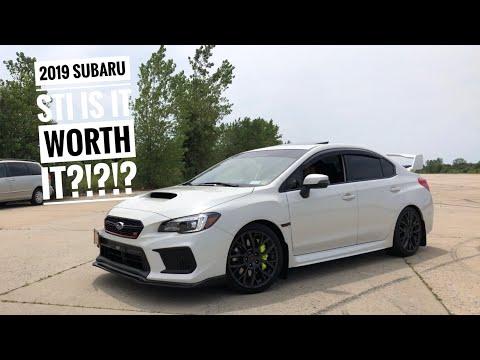 2019 Subaru STI | Full Review