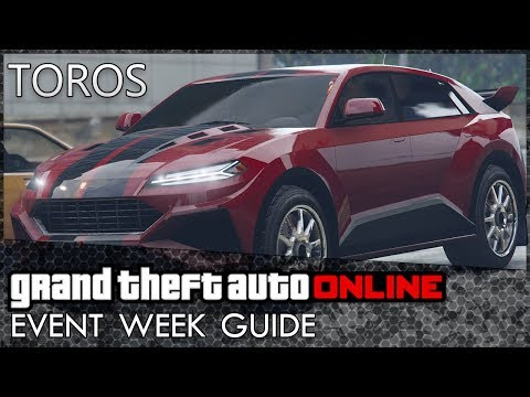 GTA Online: Toros and Buzzer Beater Gamemode Released, Snow Release Date and More!