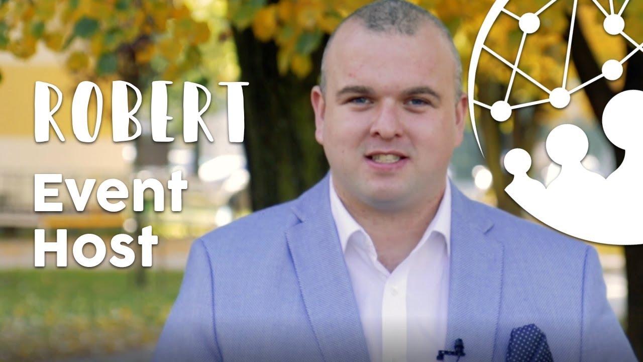 Robert - Your Event Host