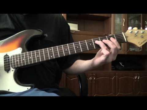 Самый простой РОК-Н-РОЛЛ на гитаре (научится любой)