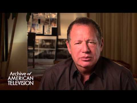 Garry Shandling discusses creating