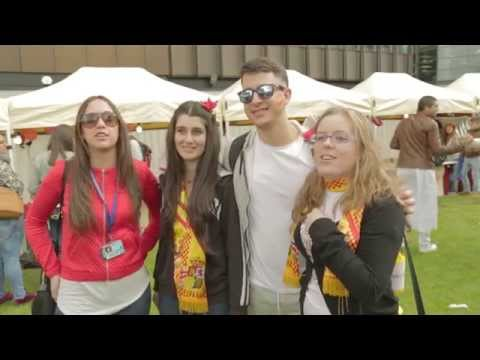 Life as an International Student | University of Wolverhampton