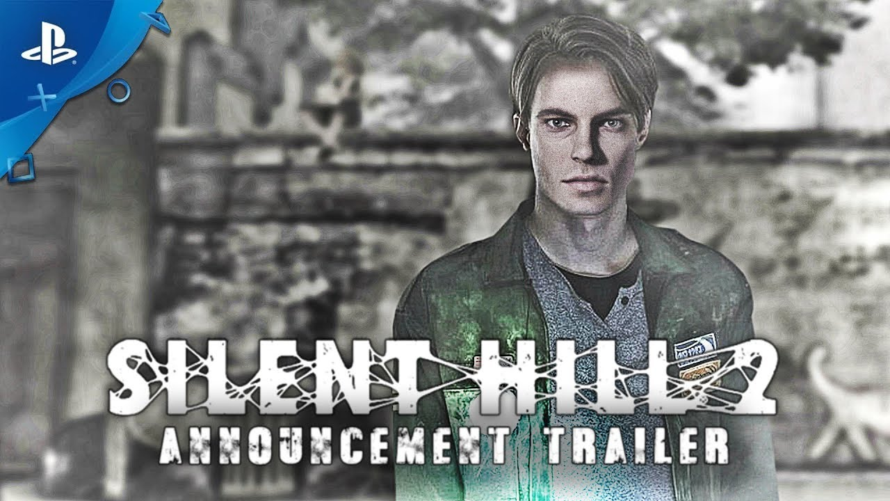 silent hill game ps4 trailer