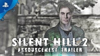 SILENT HILL 2: Remake - Announcement Trailer | Concept by Captain Hishiro