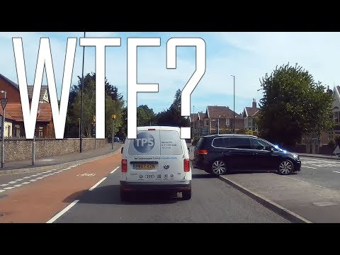Bristol Drivers Really Are Quite Bad #2 - UK Dash Cam