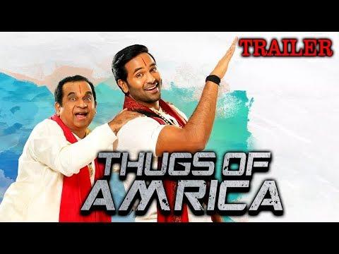 Thugs Of Amrica (Achari America Yatra) 2019 Official Trailer   Vishnu Manchu, Brahmanandam