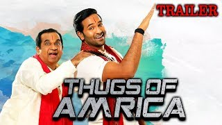 Thugs Of Amrica (Achari America Yatra) 2019 Official Trailer | Vishnu Manchu, Brahmanandam