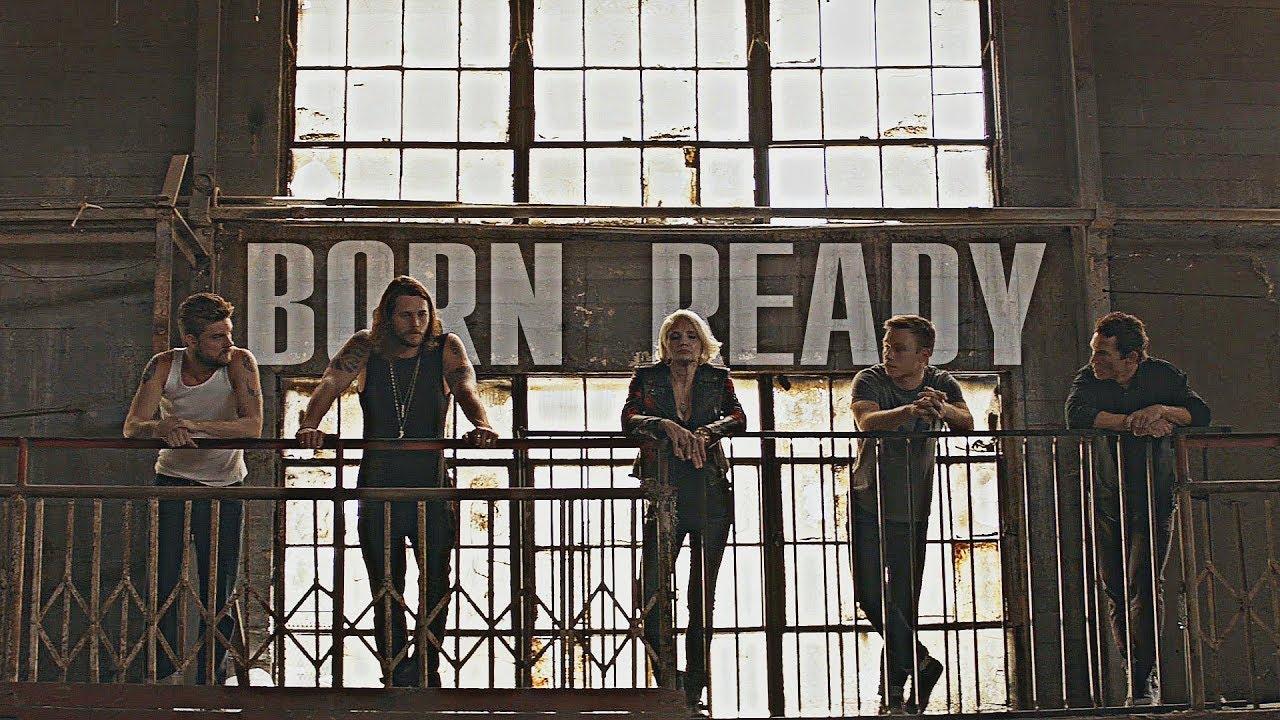 Animal Kingdom || Born Ready