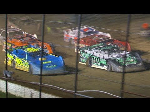 ULMS Super Late Model Makeup Feature | Genesee Speedway | 8-10-19