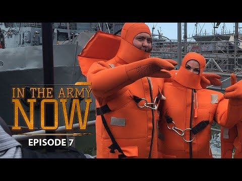 Becoming marines with the Caspian Fleet – In the Army Now Ep.7