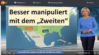 LIVE aus der Trickkiste des ZDF
