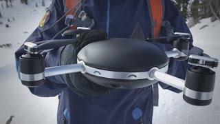 Lily Camera: il drone che ti segue e ti filma - TVtech