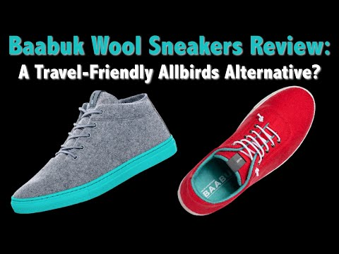 Baabuk Review: What Makes Them a Good Travel Shoe Option?