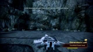 Mass Effect 2 - PS3 Walkthrough Part 11: Project Firewalker - Prothean Site