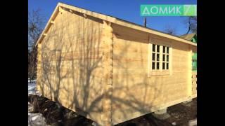 Построим дачный дом в Туле за 1 день(, 2015-04-02T12:28:16.000Z)