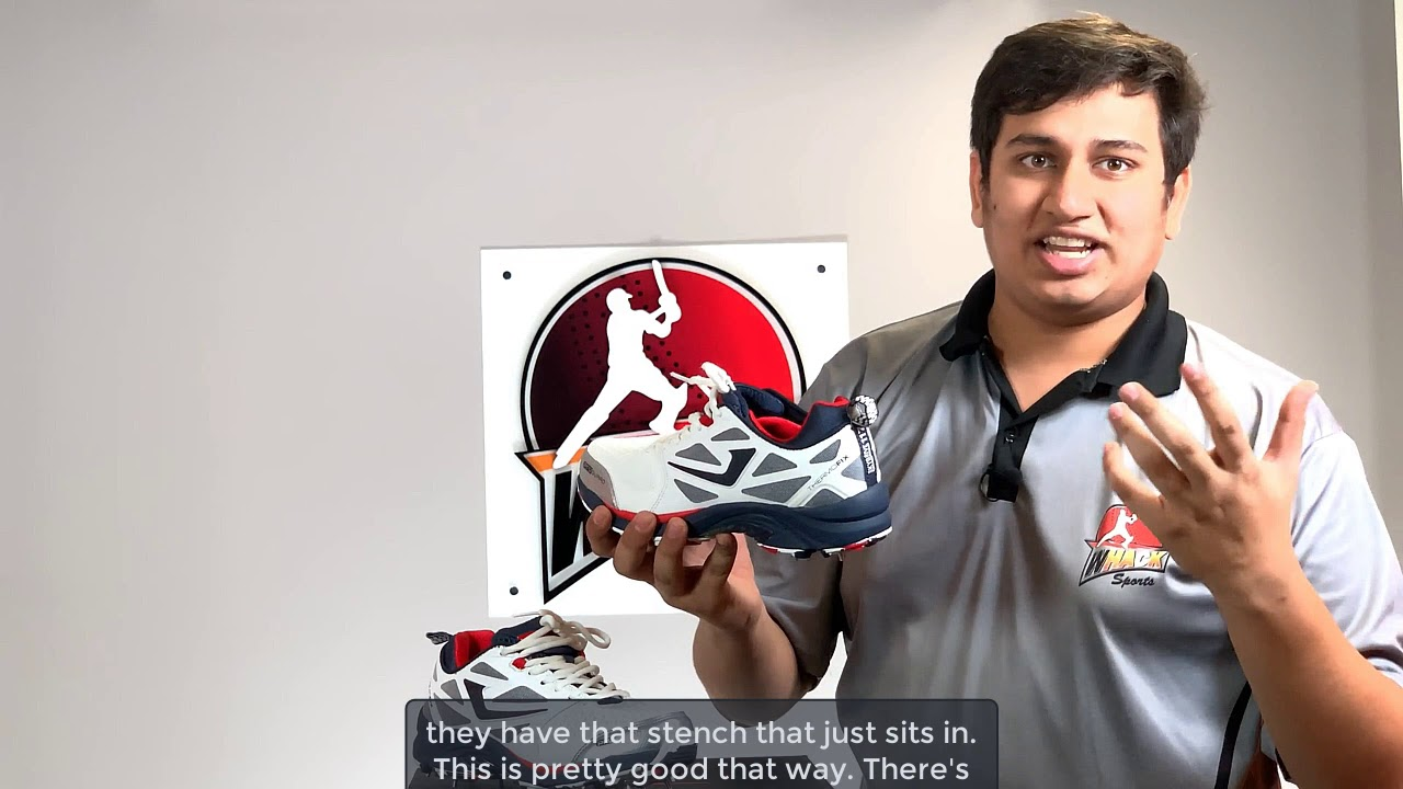 Jazba Skydrive 117 Cricket Shoes