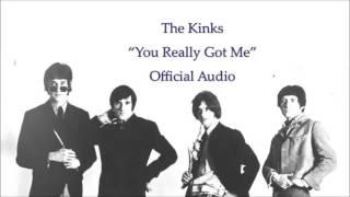 "Official audio for ""You Really Got Me"" by The Kinks. Subscribe to T..."