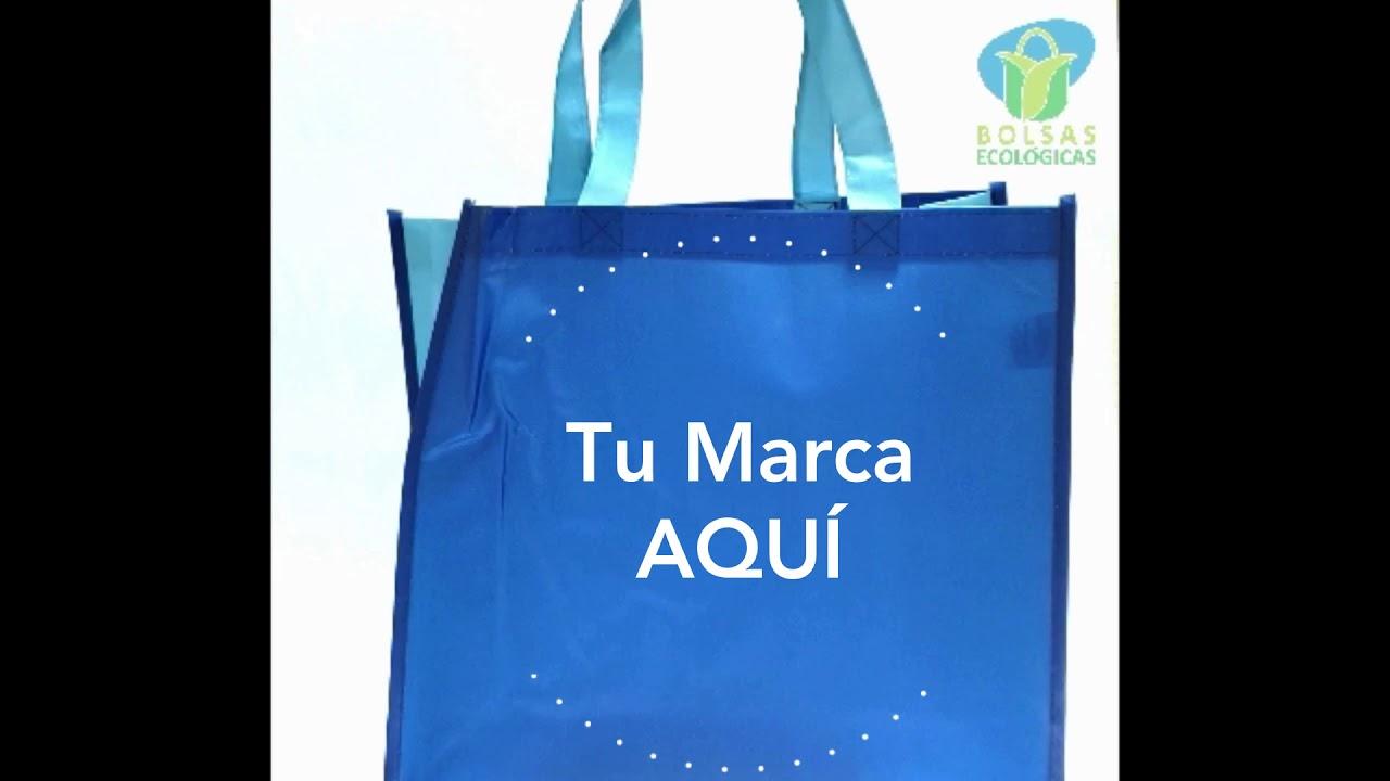 b89b79382 Bolsas de Tela Ecologicas Personalizadas | Envios a todo México