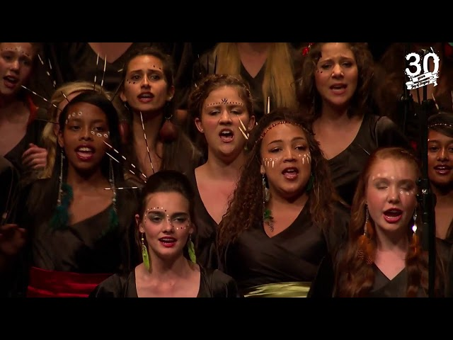30 Years INTERKULTUR: Stellenberg Girls Choir, South Africa