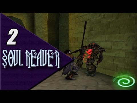 Let's Play Legacy of Kain: Soul Reaver | Part 2 | Desolation |