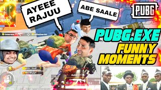 PUBG.EXE FUNNIEST MOMENTS IN PUBG MOBILE | PUBG FUN TROLLING