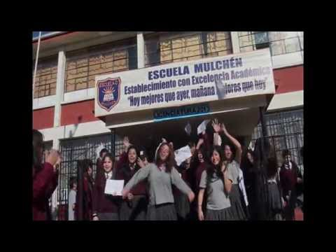 lipdub escuela mulchen 2013