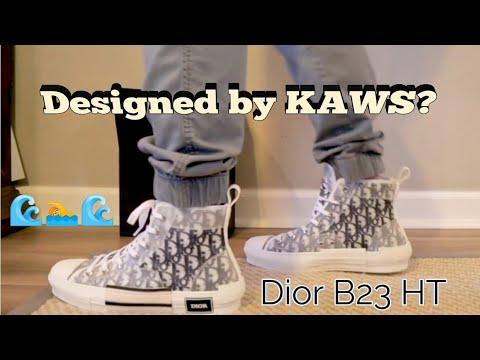 dior kaws b23