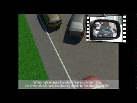 The Easiest Way To Parallel Park Youtube