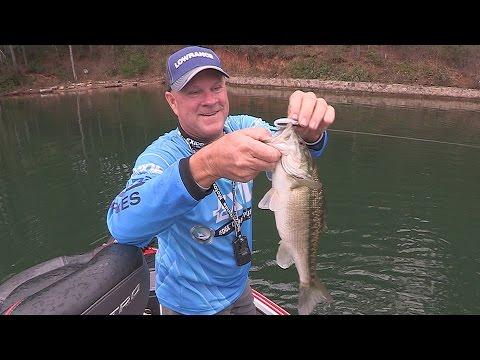 FOX Sports Outdoors SouthWEST #32 Lake Rabun Georgia Bass Fishing