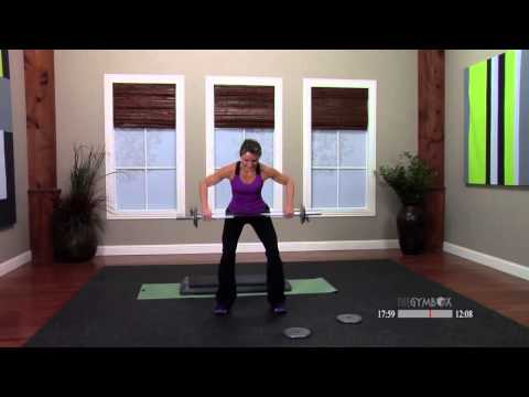 Weights workout for women with Ashley - 30 Minutes