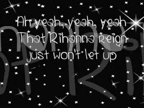 Rihanna-Hard Lyrics