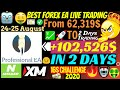 Forex Trading EA Makes Live Profitable Account Grow ...