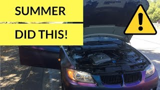 E90 AND E36 ARE BROKEN! CANT DRIVE EITHER!!!