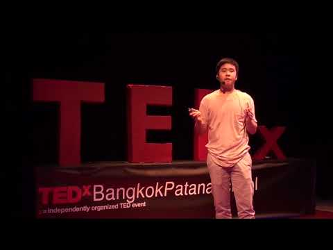 Beyond Sex: A talk about gender identity in society | Palis Pisuttisaran | TEDxBangkokPatanaSchool